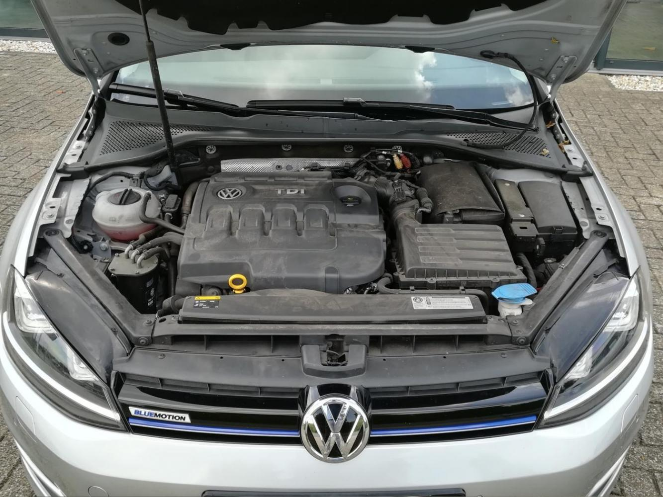Volkswagen Golf 1.6 TDI Highline Bluemotion